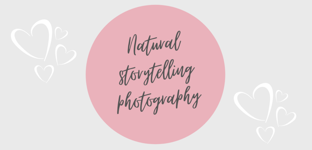 Natural Storytelling Photography